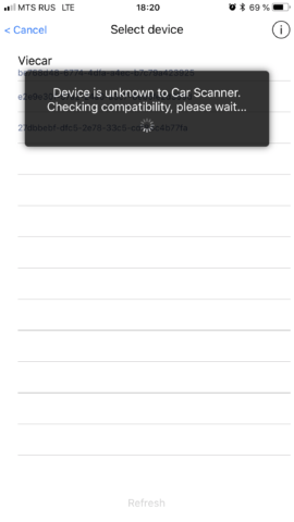 Configuring Bluetooth 4 0 (LE) connection on iPhone/iPad – Car